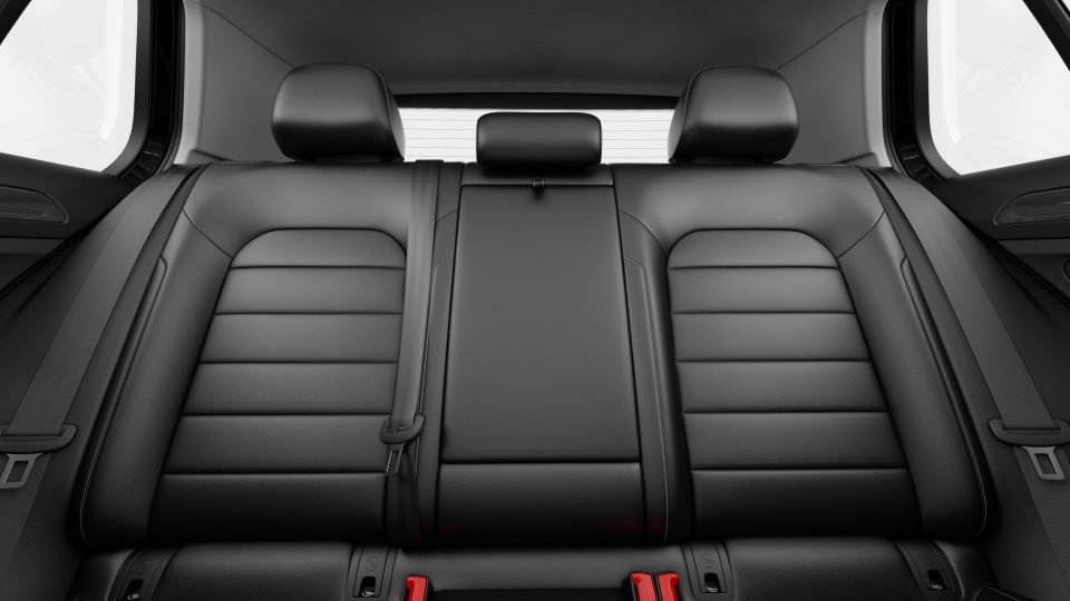 2018 Golf folding rear seats