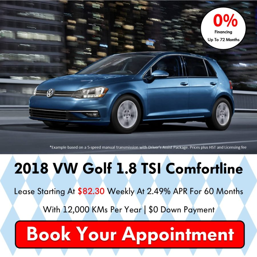 Pickering Volkswagen, Oktoberfest Sales Event, 2018 Volkswagen SELL-OFF, 2019 Volkswagen SELL-OFF, 2018 Volkswagen Golf, 0% APR Financing, Volkswagen Sales Specials, Volkswagen Deals, sales@pvw.com, 905-420-9700,